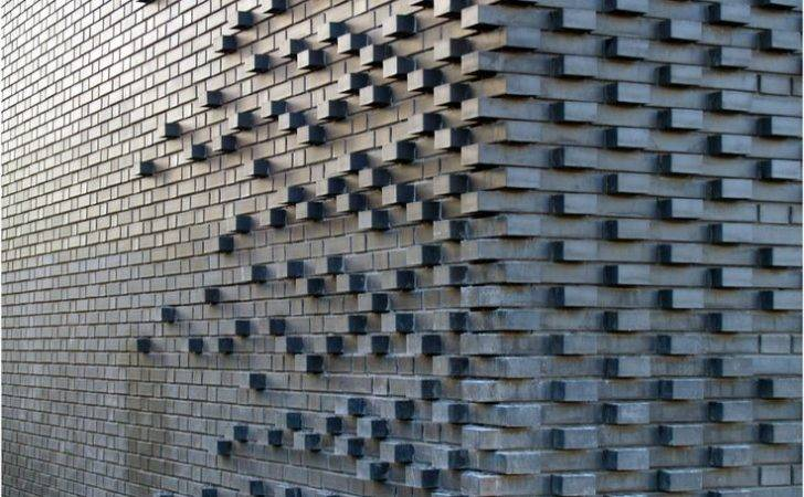 Brick Pattern Mark Koehler Architects Handmade Tiles Can Colour