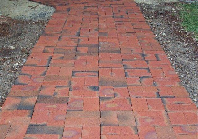 Brick Red Basketweave Quotes