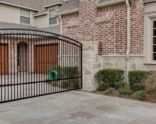 Brick Stone Combination Ideas Remodel Decor