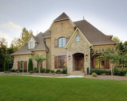 Brick Stone Exterior Color Combinations Steps Choosing
