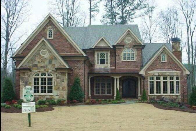 Brick Stone Exterior Combinations Beauty Home