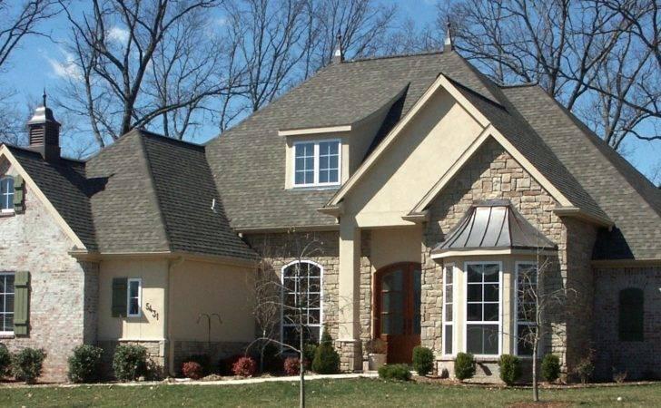 Brick Stone Homes House Home Exteriors