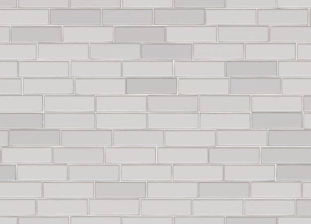 Brick Wall Texture White