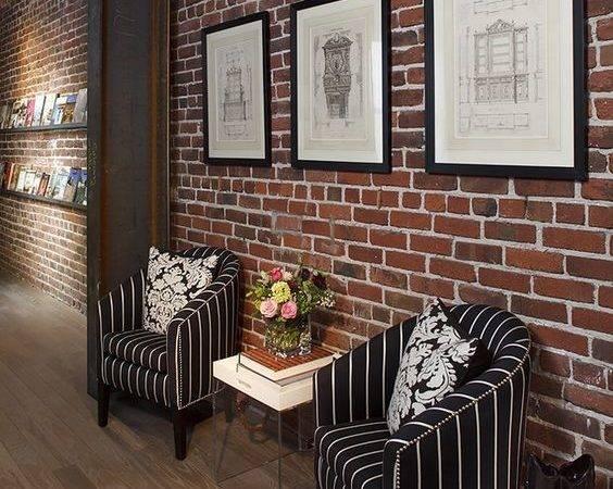 Brick Walls Wall Interiors Interior Brickwork Fake