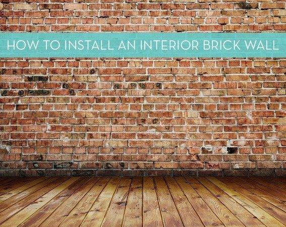 Bricks Exposed Brick Walls Wall Interior Living