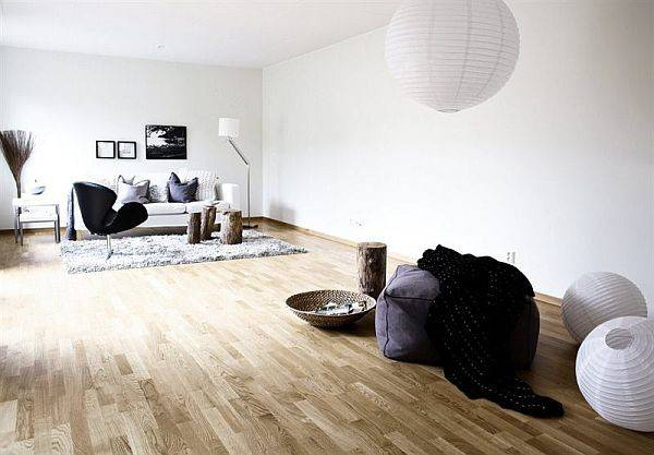 Bright Apartment Nordic Interior Design