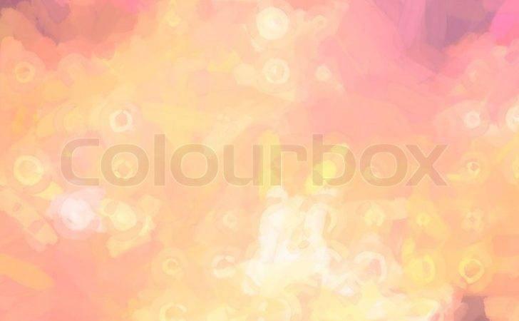 Bright Color Splashes Modern Art Painted Canvas Texture
