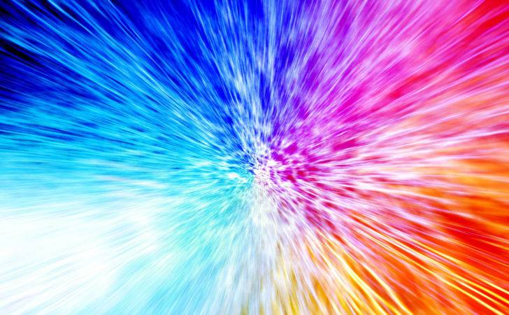 Bright Digital Nature