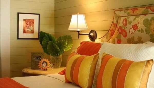 Bright Fall Decorating Ideas Warming Home Interiors Orange Colors