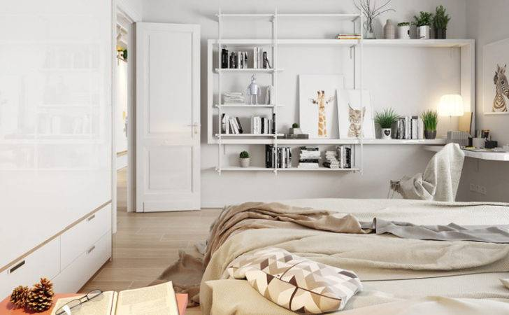 Bright Interiors Show Off Beauty Nordic Interior Design
