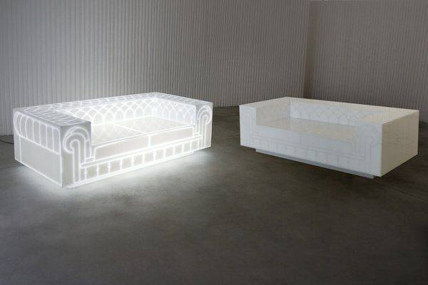 Bright Sofa Again Kind Scarey Weird Right