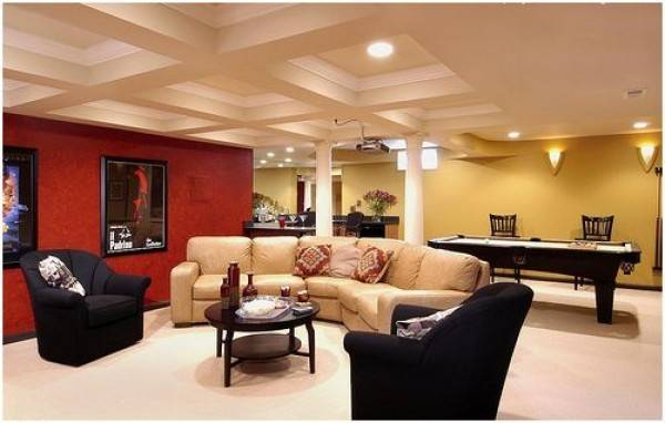 Brighten Your Basement Renovation Projects Freshome
