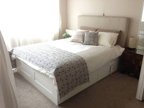 Brimnes Bed Space Own Pinterest Master Bedrooms Bedroom