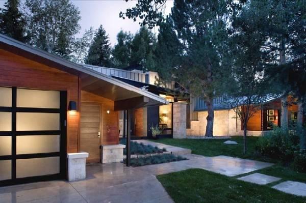 Bringing Mid Century Building Life Ranch Remodel Aspen