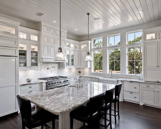 Brooks Eclectic Kitchen House Designs White Kitchens