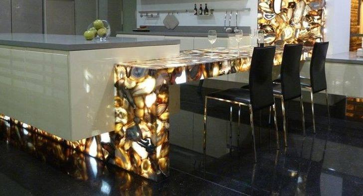 Brown Agate Caesarstone Quartz Pinterest Countertop