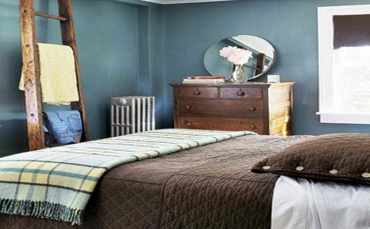 Brown Bedroom Colors Ideas Blue