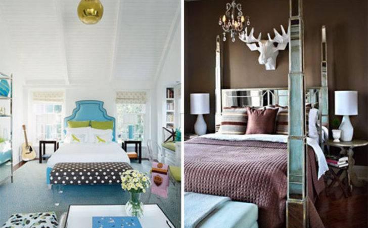 Brown Bedroom Ideas Blue Interior Decorating