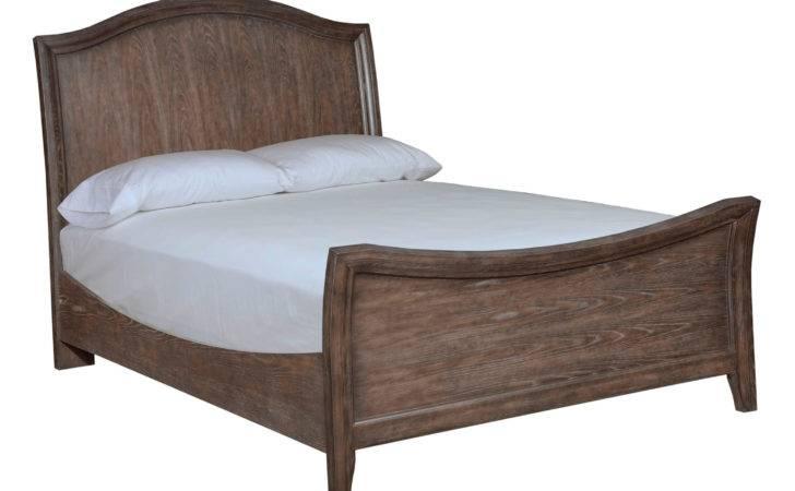 Broyhill Attic Retreat Sleigh Bed