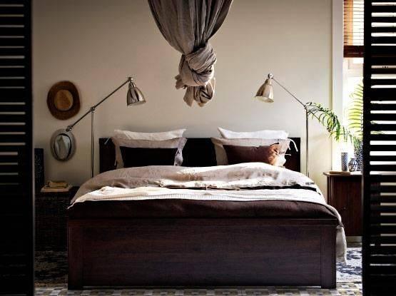 Brusali Bedroom Ikea More Guest Design Bed Frame