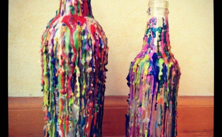 Brynne Buddy Wyli Made These Cool Melted Crayon Art Project Melt