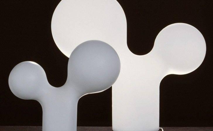 Bubble Table Lamp Tuplakupla Double Aarnio Design