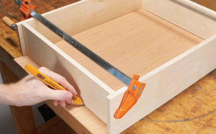 Build Box Drawer Building Plans Easiest
