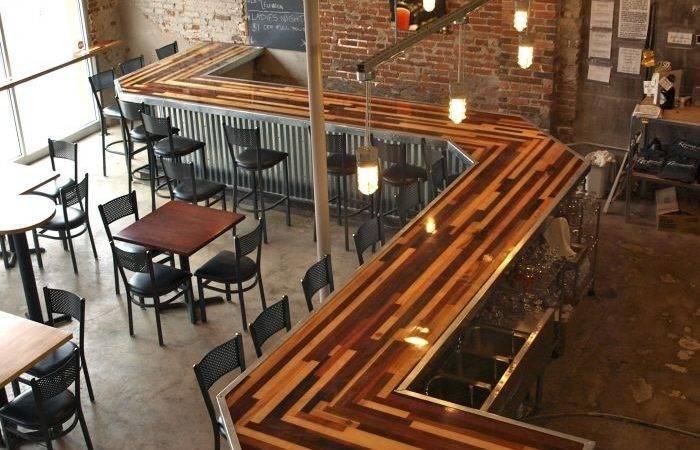 Build Commercial Bar Top Imgarcade