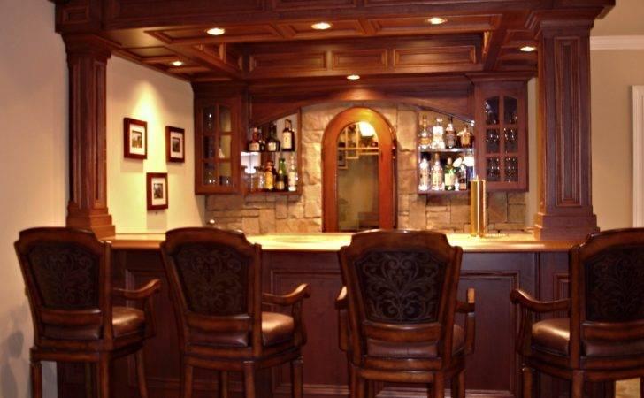 Build Custom Residential Bar Keystone Remodeling