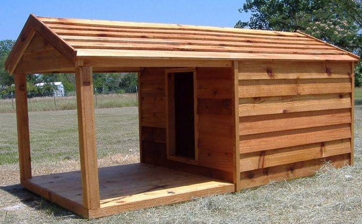 Build Doghouse Out Pallets Youtube