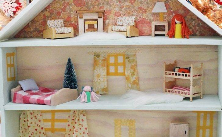 Build Dollhouse Beautiful Mess