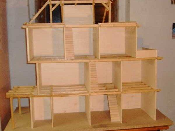Build Dollhouse Scratch Storage Shed Zillmere Pergola Arbor
