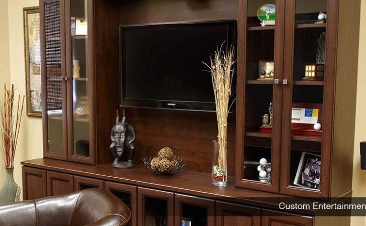 Build Home Media Center Affordable Closets