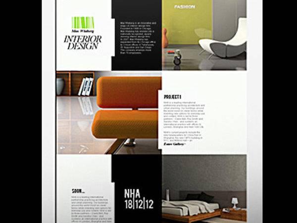Build Interior Design Website Templates Perfect
