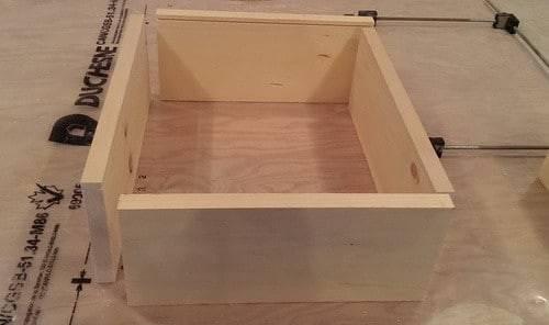 Build Led Light Table Wood Strips