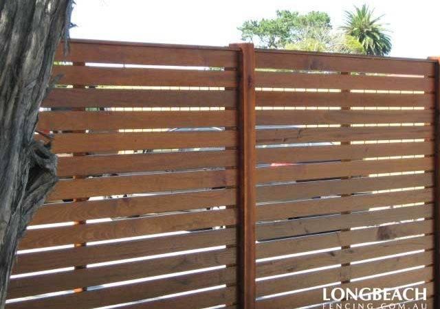 Build Merbau Fence Pdf Plans Woodworking Resources