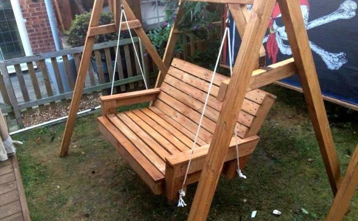 Build Pallet Swing Ideas