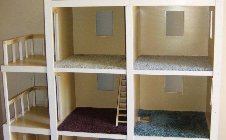 Build Sew Love Diy Barbie House