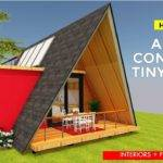 Build Shipping Container Frame Tiny House