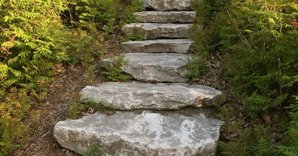 Build Steps Into Slope Ehow