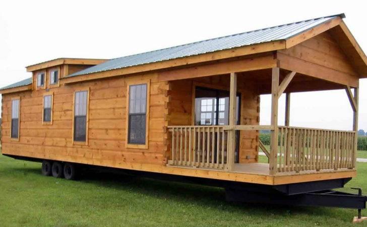 Build Tiny House Wheels Trailer Small Home