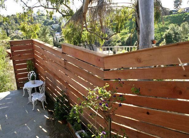 Build Wooden Fence Diy