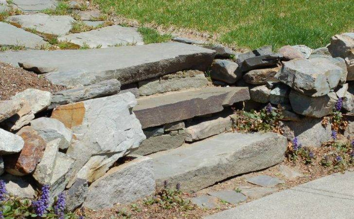 Building Landscape Steps Easy Access Outdoors
