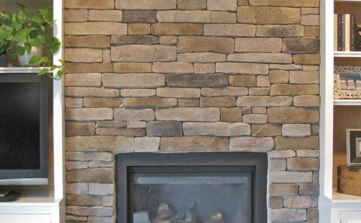 Building Stone Veneer Fireplace Tips Design Decisions Driven