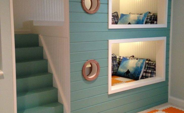 Built Bed Pinterest Bunks Awesome Boys