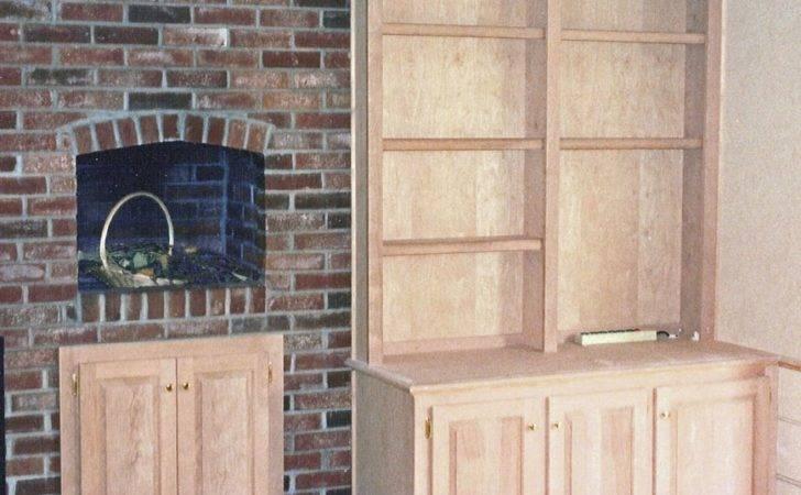 Built Cabinet Creative Wood Designs