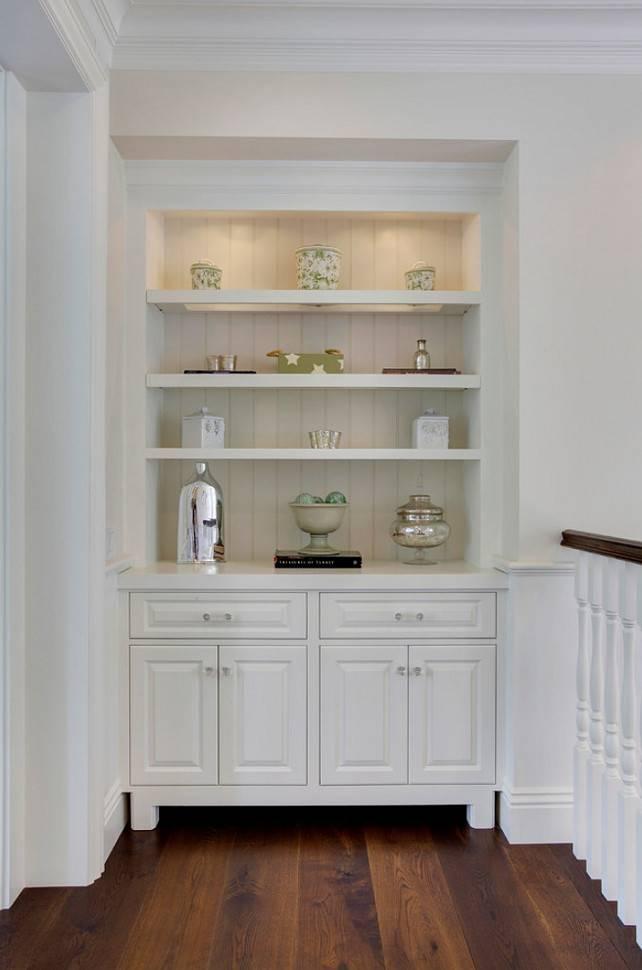 Built Cabinet Hallway Builtin Dtm Interiors