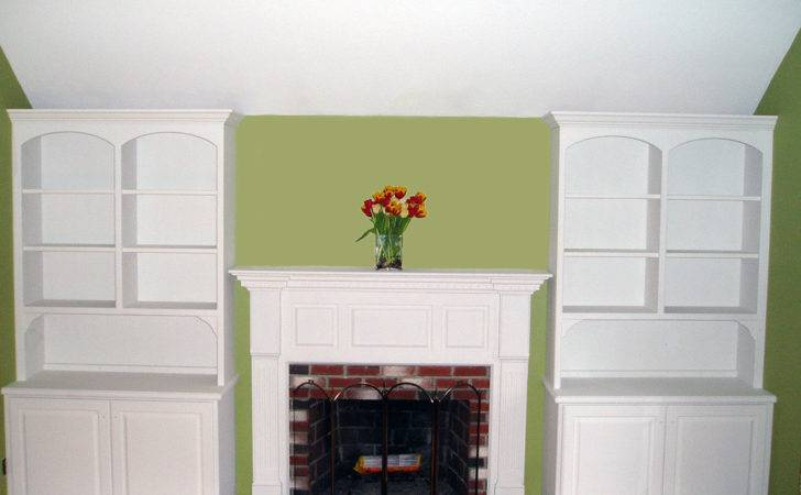 Built Cabinetry Mantle Surround Creative Wood Designs