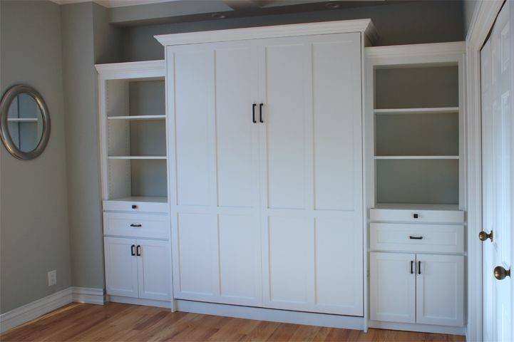 Built Murphy Bed Need Something Like Guest Room Office