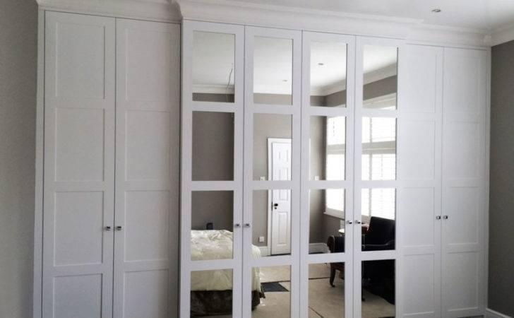 Built Wardrobes Living Room